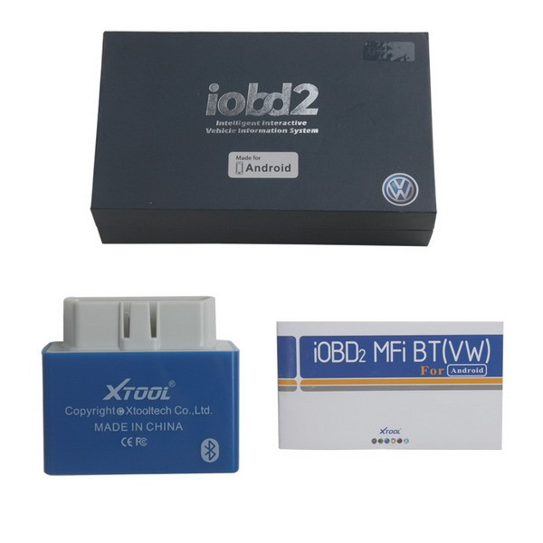 iobd vw andriod scanner whole package