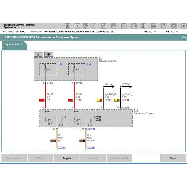 bmw icom spanish software hdd 07 2016 on win 8 1 system rh obdresource com Residential Electrical Wiring Diagrams Wiring Diagram Symbols
