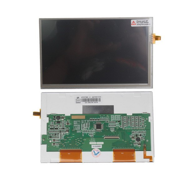 Autel Maxidas DS708 Screen