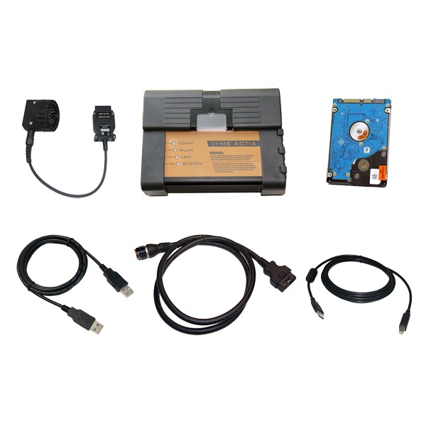 ICOM A3 for BMW Diagnostic Super Tool 2014