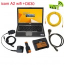 BMW ICOM A2 With WIFI Dell D630