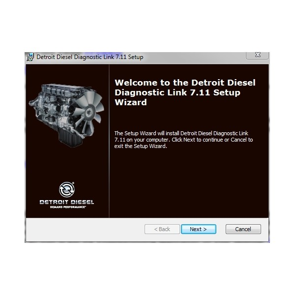 detroit diesel diagnostic link 7.11 keygen