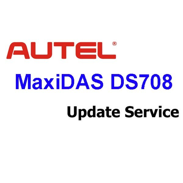Autel DS708 Update Service for One Year