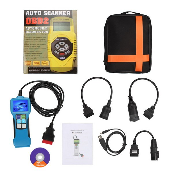 T71 truck scanner package