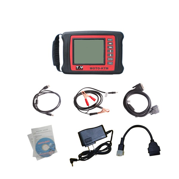 MOTO KTM Scanner whole package