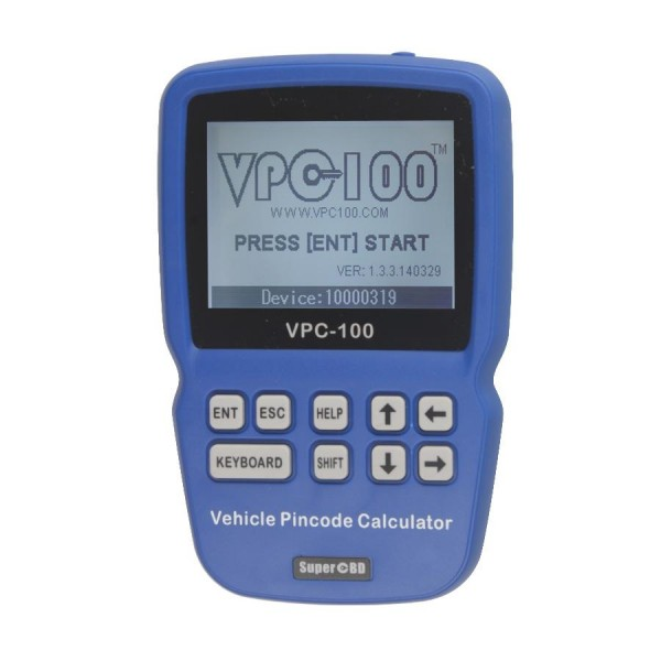 VPC100 PinCode Calculator (with 300+200 Tokens) Hand-Held