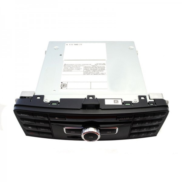 MB Comand Online NTG 4.5 For W246 MB B-Class