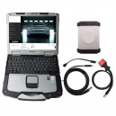 Porsche Piwis II with Panasonic CF30 Laptop -  A