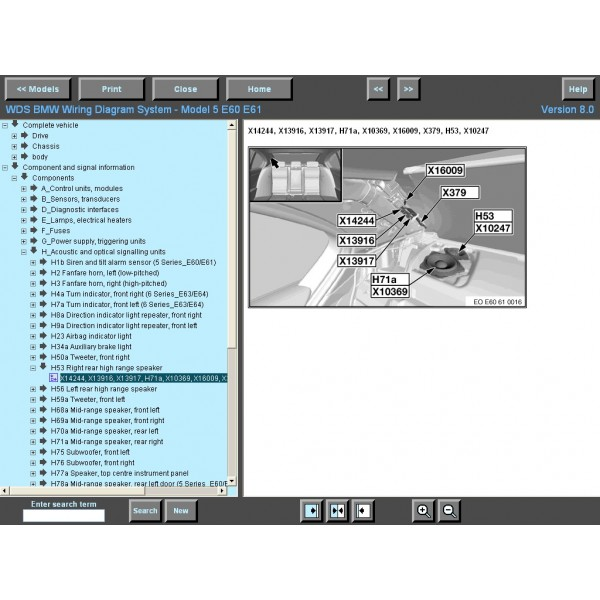 [FPWZ_2684]  BMW WDS V14 Wiring Diagram System Software DVD | Wds Bmw Wiring Diagram System |  | OBDRESOURCE.com