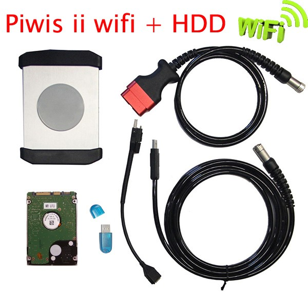 Piwis Tester II Wifi Scanner with CF30/CF19 Software Win7 SSD V18.150.500