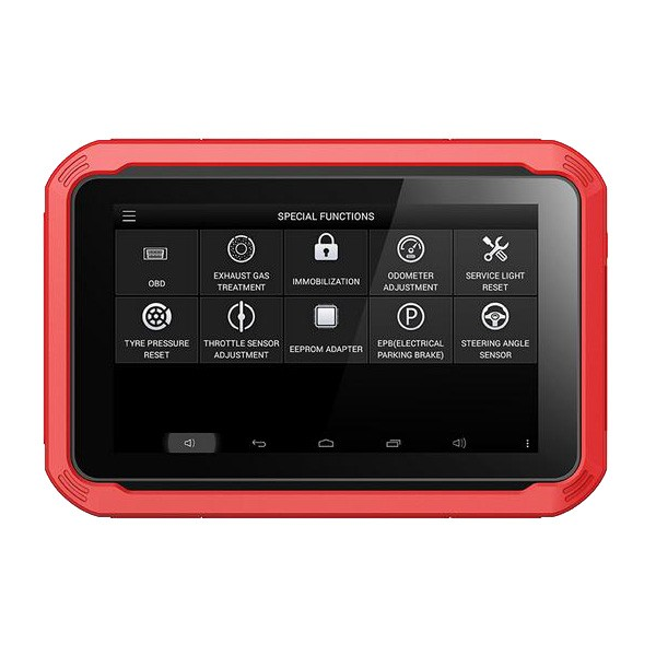 XTOOL X100 PAD Android Tablet Key Programmer