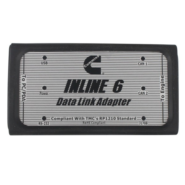 Cummins INLINE 6 Data Link Adapter Truck Diagnostic Tool