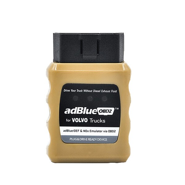 Volvo Adblueobd2 Emulator Drive Ready Device by OBD2