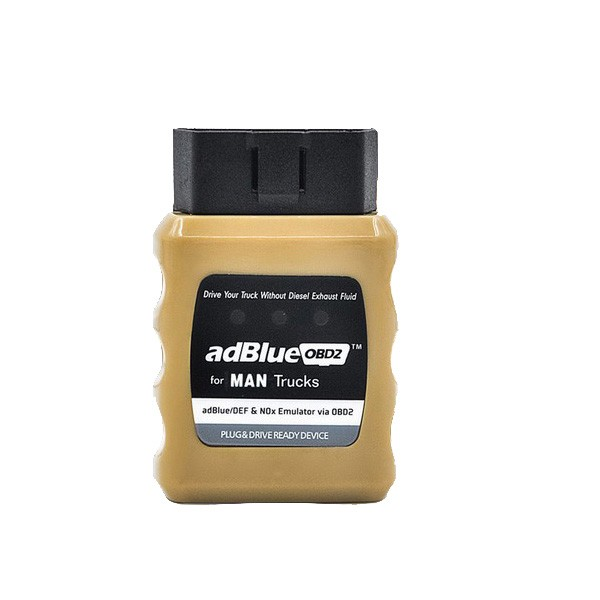 MAN Adblueobd2 Emulator Drive Ready Device by OBD2