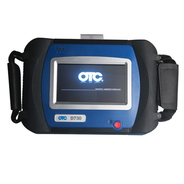 SPX AUTOBOSS OTC D730 Automotive Diagnostic Scanner with Printer