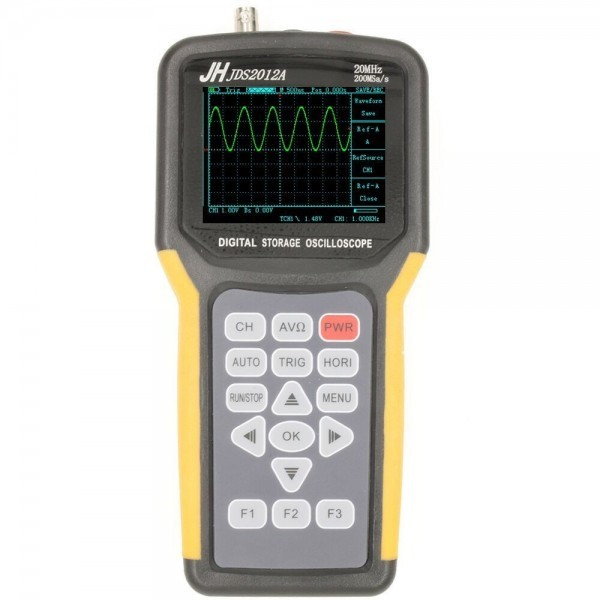 JDS2012A Handheld Multimeter with Digital Oscilloscope 2 in 1