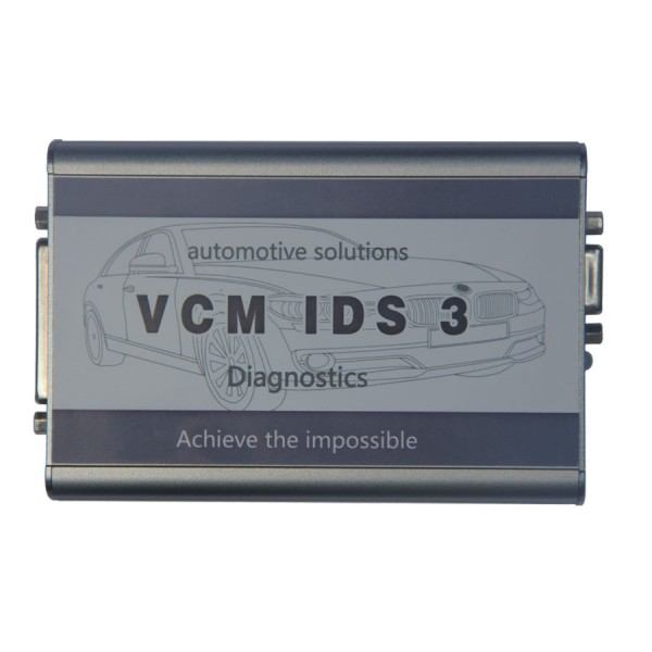 VCM IDS 3 IDS3 OBD2 Diagnostic Scanner Tool for Ford Mazda IDS III