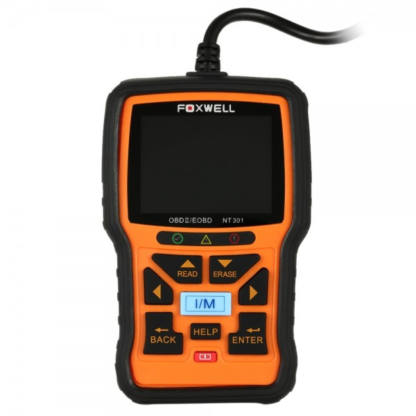 Foxwell NT301 OBD OBDII Car Code Reader Diagnostic Scan Tool