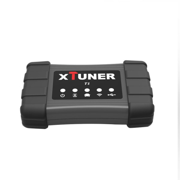 XTUNER T1 Heavy Duty Trucks Auto Intelligent Diagnostic Tool With WIFI
