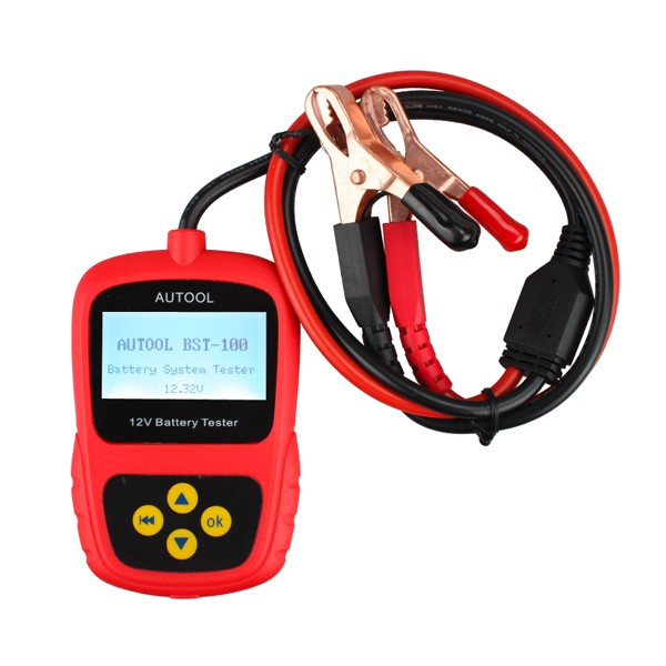 AUTOOL BST-100 Battery Tester BST100 with Portable Design