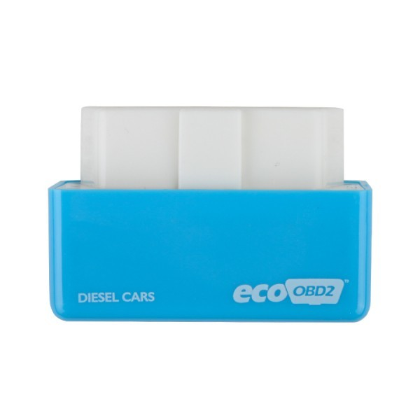 EcoOBD2 Chip Tuning Box Plug and Drive for Diesel Cars 15% Fuel Save