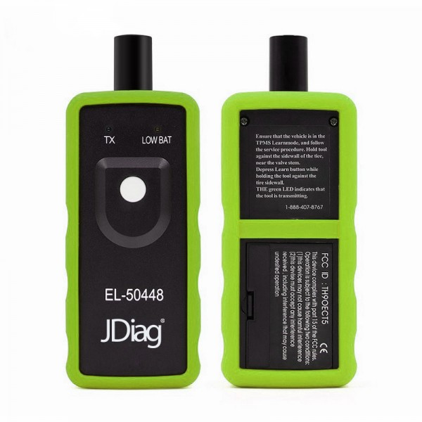 JDiag EL-50448 TPMS Reset Tool for GM Opel TPMS Activation Tool