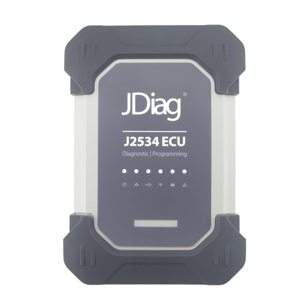 JLR JDiag Elite II without/with Software HDD Better Than JLR VCI/VCM II