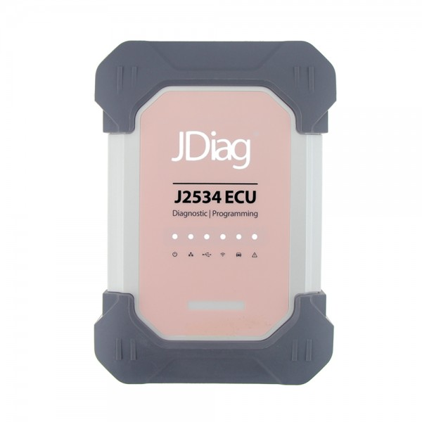 3In1 JDiag Elite II For Honda Toyota Volvo OBDII Diagnostic Tool
