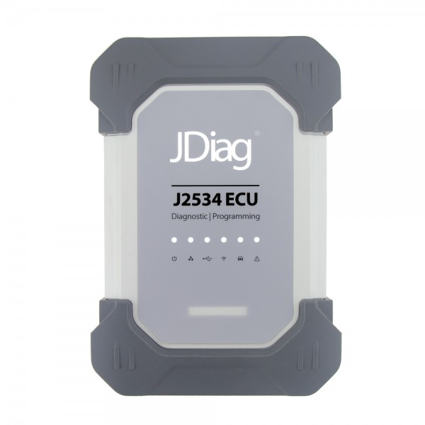 Benz JDiag Elite II Wifi J2534 With software HDD/SSD Win7 System