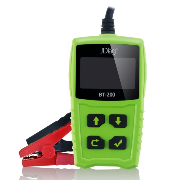 JDiag FasCheck BT-200 Universal Car Battery Analyzer