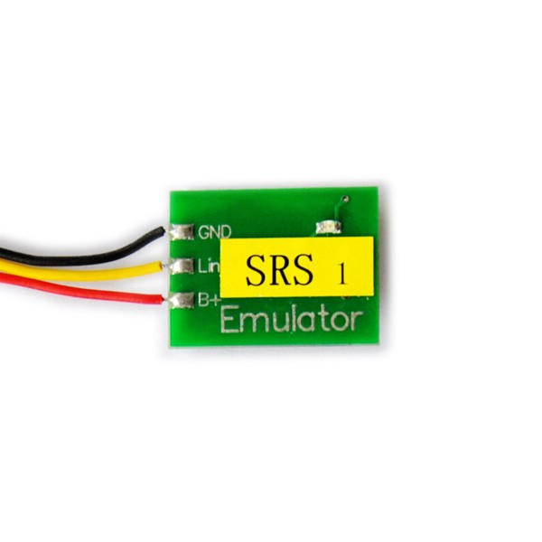Mercedes SRS1 Emulator Seat Sensor Emulator for Benz W211 W220