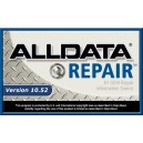 alldata latest version 10.52 in external HDD