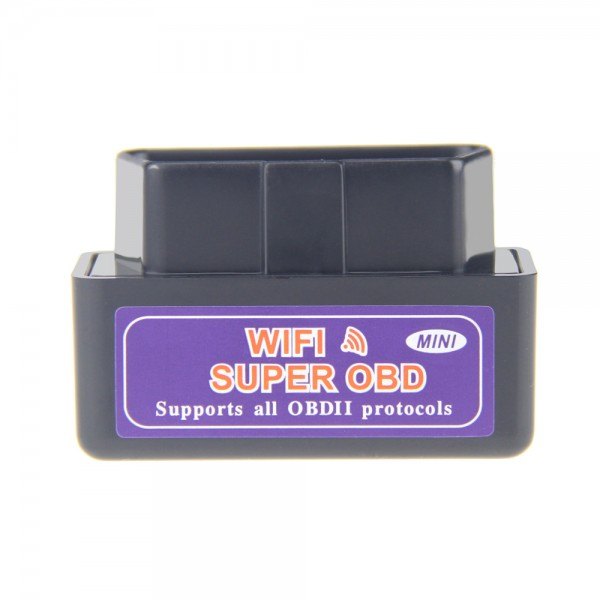 Mini ELM327 WIFI Super OBD Hardware V1.5 for Android/iOS/Windows