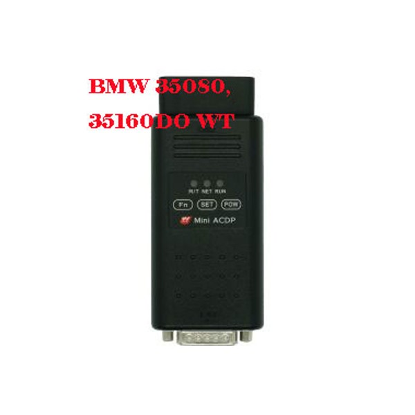 Yanhua Mini ACDP BMW 35080, 35160DO WT EEPROM Read & Write Module