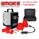ALL-300 Pro Turbo Smoke Leak Detector for Cars/Motorcycles/Light Trucks/Boats