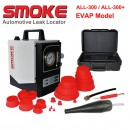 ALL-300 Pro EVAP Smoke Leak Detector for Cars/Motorcycles/Light Trucks/Boats