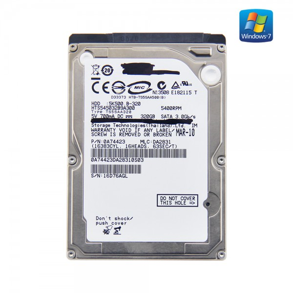 Benz XDOS 2019-03 Win7 HDD/SSD DAS Xentry for SD Connect C4/C5