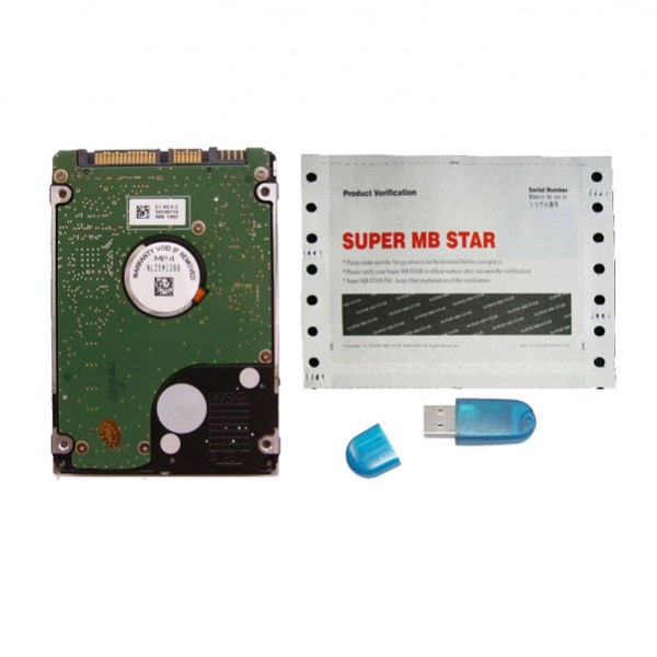 Super mb star Plus Any Sata HDD 12/2015
