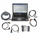 MB star compact3 with Dell D630 Laptop