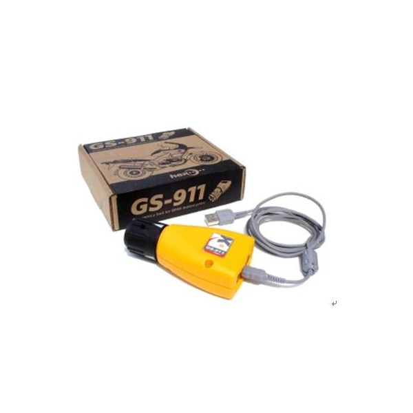GS-911 usb Professional for B MW motors