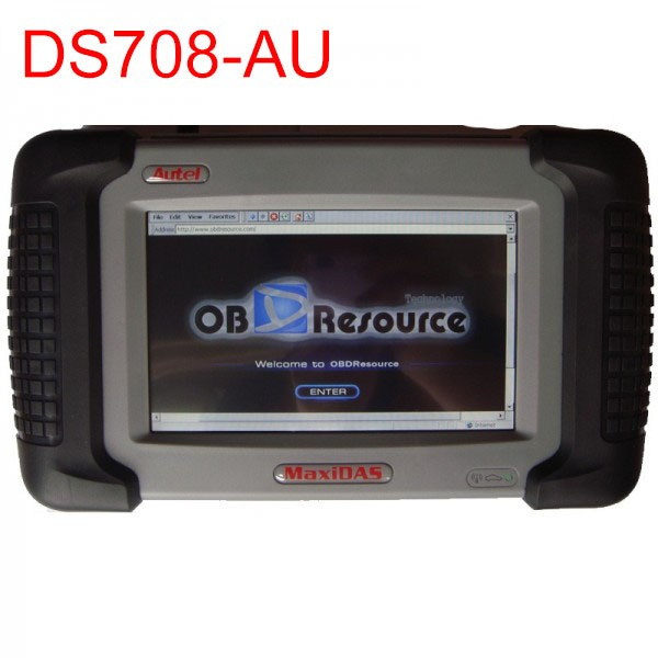 AUTEL MaxiDAS DS708 Australia Version Original