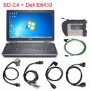 Benz SD Connect C4 with Dell E6430 laptop