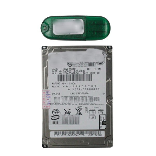 MB Star Dell D630 HDD 09/2014