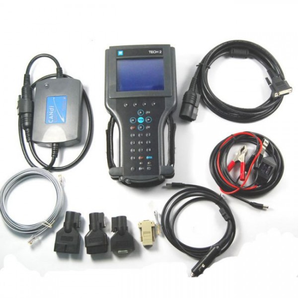 GM Tech 2 Diagnostic Tool with Candi - B Class