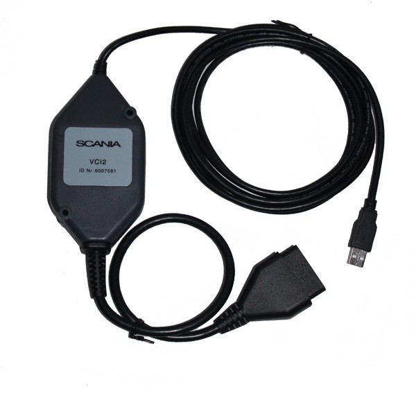 Scania VCI 2 SDP3 Truck Diagnostic tool V2.9 No wireless