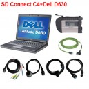 SD Connect C4 with Dell D630 Laptop