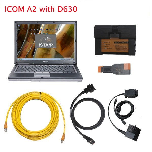 BMW ICOM A2 with Dell D630 laptop Win7 Sytem 2017-08