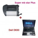 Super mb star Plus+ Dell D630 Laptop