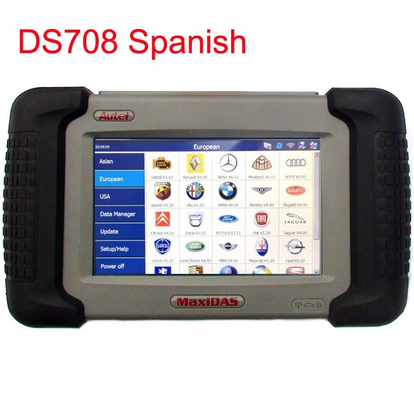 Autel DS708 Spanish Original update Online