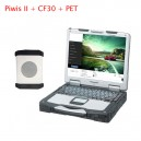 PIWIS2 diagnostic tool with Panasonic CF30